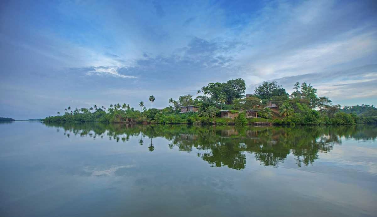 Welcome to Koggala Lake